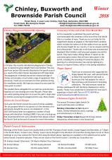 Winter 2018 Newsletter now available