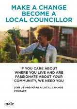 Make a Change - Become a Local Councillor
