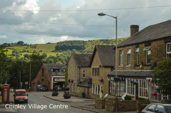 Chinley - Green Lane